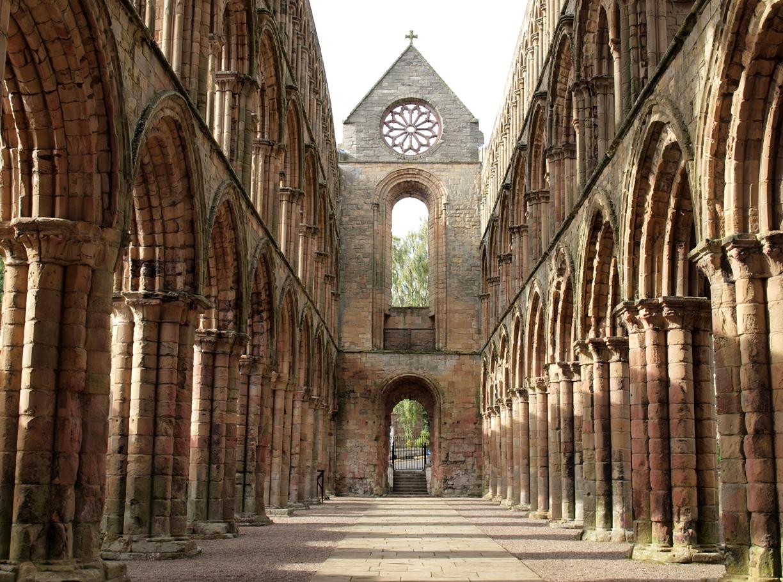 Jedburgh Abbey Scotland