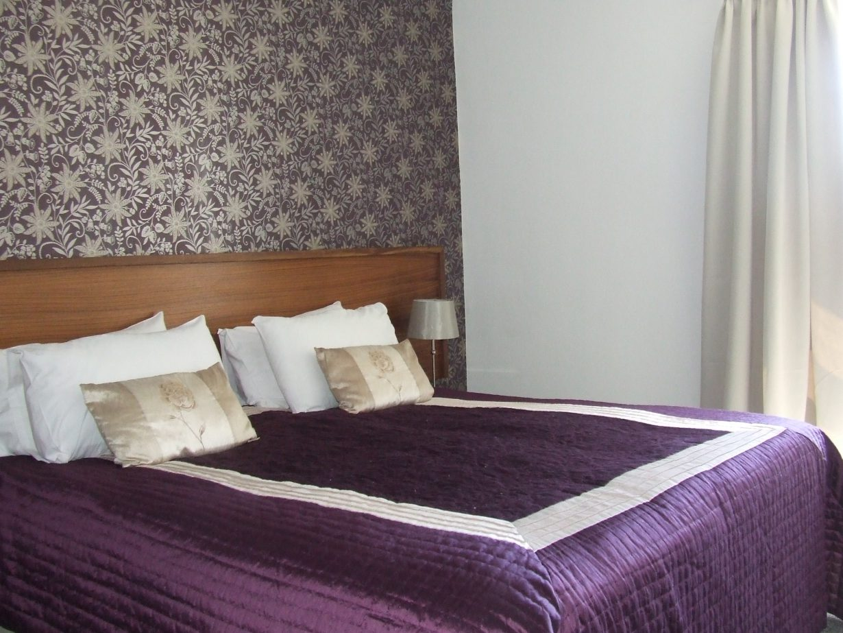 En-suite Double Room Royal Hotel Jedburgh